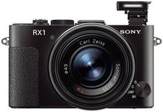 Sony RX1 camera leaks with fullframe sensor in compact body, laws of physics slightly bent