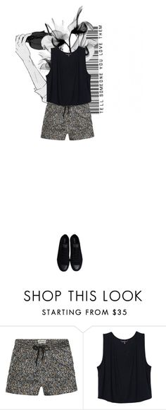 """dark moods"" by cnle ❤ liked on Polyvore featuring Scotch & Soda and Converse"