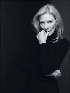 "bellver123: "" Cate Blanchett by Gary Heery """