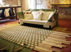 The Best Green Designs From Cascina Cuccagna During Milan Design ...