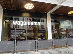 wagamama ealing