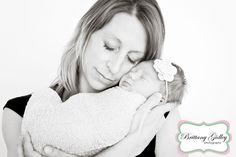 Newborn Baby & Mom Inspiration | Brittany Gidley Photography LLC