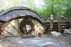 Parc Animalier de Sainte-Croix by Moselle Tourisme, via Flickr  To sleep in an hobbit house located in a wildlife park is an amazing experience in #Moselle #Lorraine #France More to discover on http://www.moselle-tourism.com/en/sleeping/unusual-accommodation.html