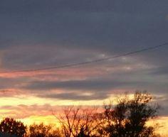 Sunset a Nov 2014