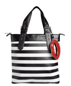 Miss Sixty Bowenroad Bag Large Fabric