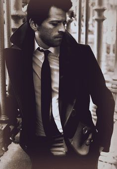 Misha Collins as Castiel                                                       …
