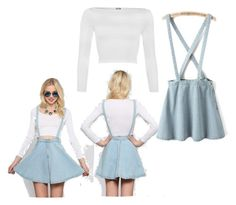 """»»"" by gurveenpanesar ❤ liked on Polyvore featuring WearAll"