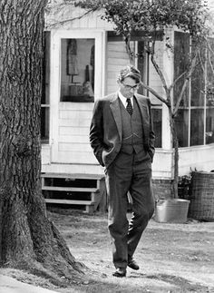The only thing that does not abide by majority rule, is a person's conscience...Atticus Finch