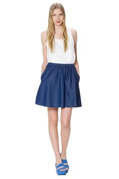 May have also purchased this adorable skirt...