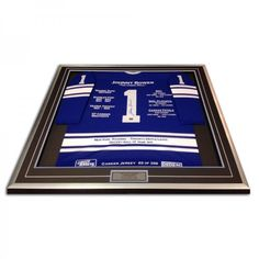 Johnny Bower NHL Memorabilia Autographed Jersey with Certificate of Authenticty #CareerJersey