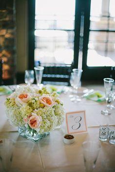 peach, ivory sage green wedding, white hydrangea wedding // Events by Satra // Tanjeeryn Designs // Nima Salimi Photography