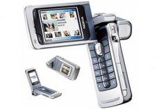 Nokia rotación cámara