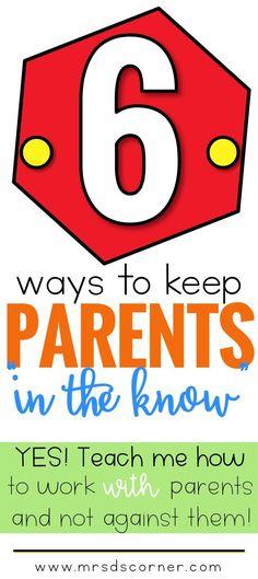 6 ways to keep paren