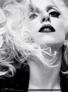 Lady Gaga -- look beyond what you see and listen to what she says. An ageless voice urging us to be our best selves, to reject hate and to see that we are beautiful because we were Born this Way. See her live show. It will change you.