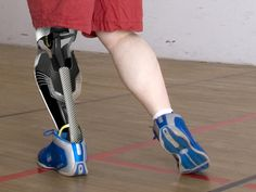 prostetic robotic limbs | Tag Heuer Prosthetic Leg by Koo Ho Shin | Tuvie
