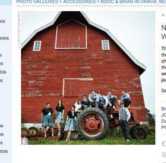 Barns and brides