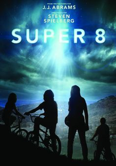 Super 8. A movie created with the genius of Steven Spielberg, set in mid-century America, with a retro theme throughout. It has a very unique storyline, and the sweetest ending. Everyone has to watch it, it's a classic!
