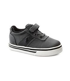 Polo Ralph Lauren Boys' Hanford EZ Casual Sneakers