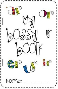 Printables Ir Words Phonics bossy r cut and paste activities words