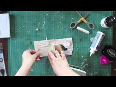Janna Werner for chictags  cool video of her layout creating process!!!