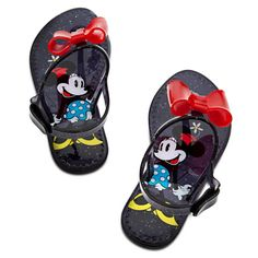 Minnie Mouse Sandals for Girls | Shoes & Socks | Disney Store