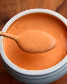 Creamy chipotle sauce to serve with empanadas – Laylita's Recipes http://laylita.com/recipes/2013/09/15/creamy-chipotle-sauce/