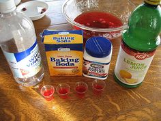 Almost Unschoolers: More Cranberry Science for Children - What Makes Cranberries Red?