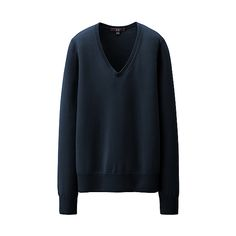 Uniqlo £19.90 - Extra Fine Merino V Neck Sweater