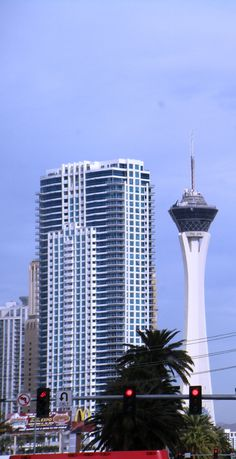 Stratosphere.. Stayed here this summer while in Vegas!