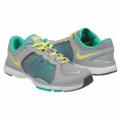 Athletics Nike Women's FLEX TRAINER 2 Stratagreyatomicteal FamousFootwear.com