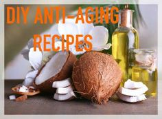 Make Your Own Tropically Twisted Anti-Aging Potions at Home Using Coconut Oil and Young Living Essential Oils www.enlightenedoilers.com facebook.com/enlightenedoilers