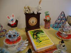 Fadinha na Cozinha: Festa Alice no Pais das Maravilhas - Detalhes