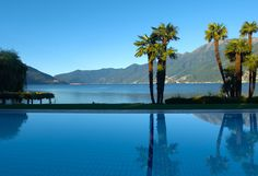 Hotel Eden Roc Ascona Located km away from Ascona Golf Course, Hotel Eden Roc offers elegant accommodation with free Wi-Fi access. It features varied spa facilities and 2 swimming pools. Weekender, Hotel Eden, Switzerland Tourism, Leading Hotels, Wellness Spa, Beach Hotels, Luxury Hotels, Hotel Spa, Lake View