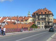 Eslovenia-Maribor. Centro histórico.