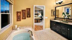 Bathroom Inspiration Gallery | Toll Brothers® Luxury Homes