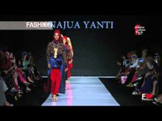 """NAJUA YANTI"" Jakarta Fashion Week 2014 HD by FashionChannel"