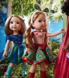 Wellie Wishers! Boy Doll, Girl Dolls, New American Girl Doll, American Girl Wellie Wishers, Wellie Wishers Dolls, New Dolls, Doll Hair, Summer Kids, Cute Dolls