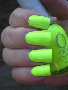 Glowstick from ORLY's Feel The Vibe Collection