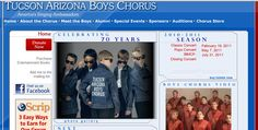Nonprofit Mission Statements for Today's Donors: The Tucson Arizona Boys Chorus