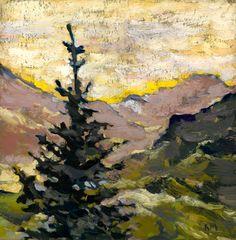 Koloman (Kolo) Moser; Treetop