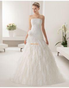 Tavasz Empire Menyasszonyi ruhák 2015