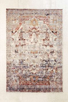 DECORIST RECOMMENDATION $999 8x10 Arabella Worn Woven Rug - Urban Outfitters