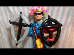 c7735355ad7 Big Balloon Battle Axe (Tutorial) - YouTube Balloon Sword
