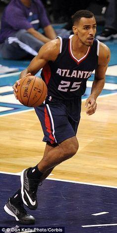 Thabo Sefolosha Atlanta Hawks, Slam Dunk, Slammed, Basketball, Sports, Hs Sports, Sport, Netball