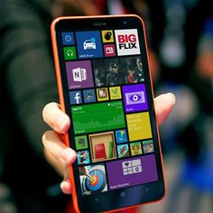 The stuff that's important to you, right on your start screen!  After all there are lot of #AdvantagesOfBeingBig  #Lumia1320 http://nokia.ly/1cV5DXl