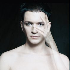 Sleeping With Ghosts (2003) by Placebo: Inlay p1 - Photography by JB Mondino