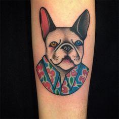 Bruna Yonashiro e suas fantásticas tatuagens neotradicionais e Old School