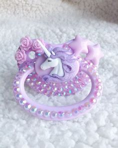 """Baby Bear Pacis Adult Pacifier /""""Spoiled Brat/"""" White Adult Paci DDLG//ABDL"""