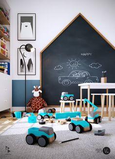 MODY - wooden toy vehicles on Behance