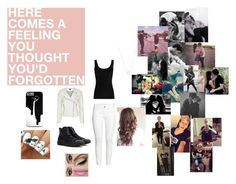 """""""Here Comes A Feeling You Thought You'd Forgotten"""" by dirtynathanielx on Polyvore featuring Twenty, H&M, Converse, Topshop and Tiffany & Co."""